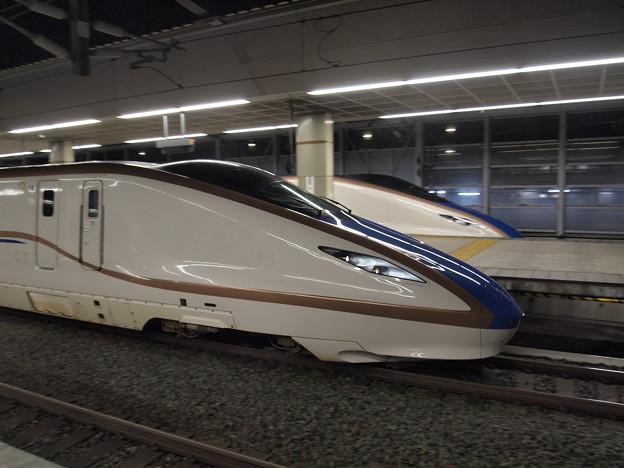E7系かがやき 北陸新幹線長野駅03