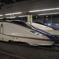 写真: E7系かがやき 北陸新幹線長野駅03