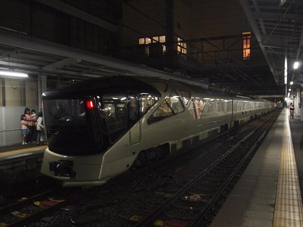 E001系四季島 信越本線長野駅04