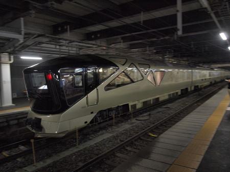 E001系四季島 信越本線長野駅05