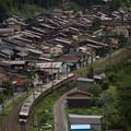 383系特急しなの 中央本線奈良井~藪原04