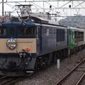 写真: EF64北アルプス風っこ 篠ノ井線松本駅02
