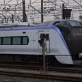 写真: E353系 篠ノ井線松本駅02