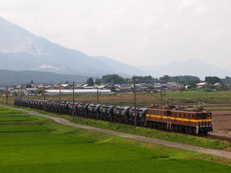 三岐鉄道ED5080形貨物 三岐線三里~丹生川05