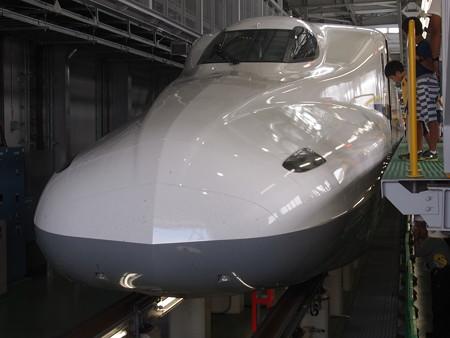 N700系 新幹線なるほど発見デー04