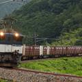EF64貨物 中央本線落合川~坂下02