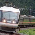 383系特急しなの 中央本線落合川~坂下04