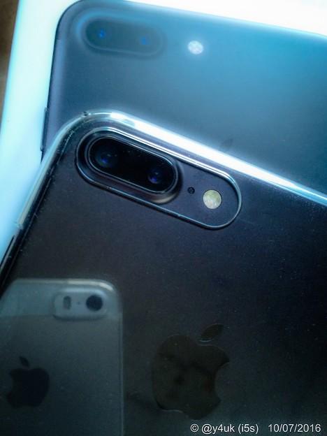 2016.10- iPhone 7 Plus ~デュアルレンズでこんにちは