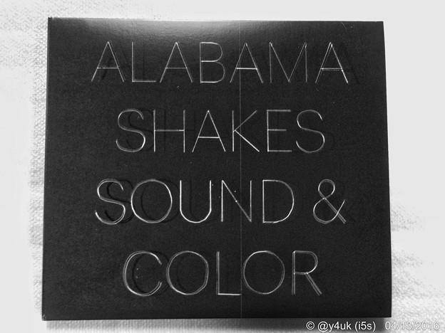 Photos: ALABAMA SHAKES ~グラミー賞受賞~CDなのに分厚い音圧