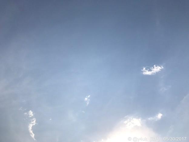 Photos: 33℃ 16:20 ~残された青空が夢を~5月の別れ