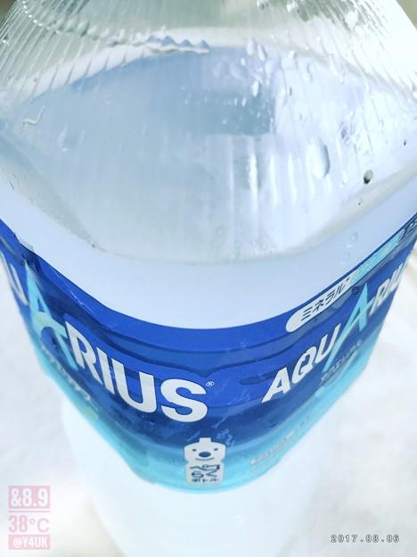 写真: アクエリアスで助かる38℃ ~熱中症対策~aquArius