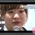 写真: 吉田知那美~女満別空港ふるさとへ涙の凱旋ヽ(;▽;)ノ「この町にいなければ、夢かなわなかった」そだねー!