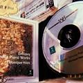 写真: 3.3耳の日は~Debussy: Famous Piano Works~Paris 1970-71Rec~ドビュッシー♪月の光、アラベスク他~フィルム風~開封~ふぅ…