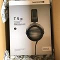 """""""T5p 2nd""""beyerdynamic)))) Audiophile Stereo Headphonesドイツ高級ヘッドホン~1年越し決定機種☆たまたまオークションに!新品同様で5万も安い6万で!"""