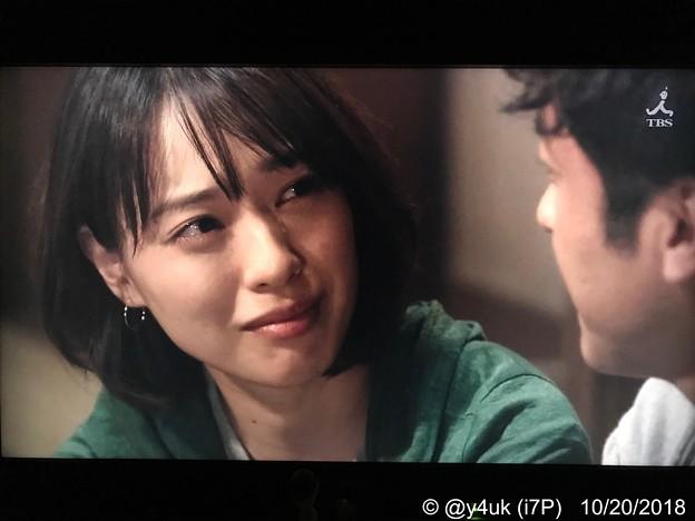 2話ラスト1ムロツヨシ(真司)優しいアドリブ「俺には希望なんてなくて…だから尚が病気だなんて屁でも何でもない!アルツハイマーでも水虫でも俺は尚と一緒に居たい!居たいんだ!」戸田恵梨香(尚)涙に感涙