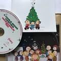 "A Charlie Brown Christmas/Vince Guaraldi Trio""スヌーピーのメリークリスマス""サントラ♪XmasツリージャケイラストCD可愛いけど~本気大人向けJazz名盤"