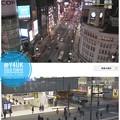 Photos: Cold Japan, Real Time Cam NHK「関東で雪23区でも大雪のおそれ」リアルタイムの銀座・新宿・渋谷等。状況を見れます「1日中0℃以下は辛い首都圏で弱者」旭川-14℃より全然マシ