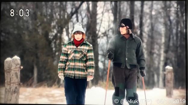 "Photos: NHK""なつぞら""まるで""北の国から""の様な素敵な北海道の冬のシーン~""北の国から'19初恋""広瀬すず「東京でアニメやりたいんだわさ」心開ける人、居て欲しい。切実に過酷孤独弱者訳ありほど必要、死ぬ前に"