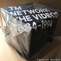 """5.21発売前日着""""TM NETWORK THE VIDEOS 1984-1994""""総再生時間1000分を超える10枚組Blu-rayBOX映像音声全リマスター大きい「宇都宮隆が振り返る10年の歩み」"""
