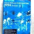 """Photos: """"ICE""""Live at Shibuya CLUB QUATTRO 1994~25th Anniversary Official Bootleg+'98 Year End Special(CD)超貴重"""