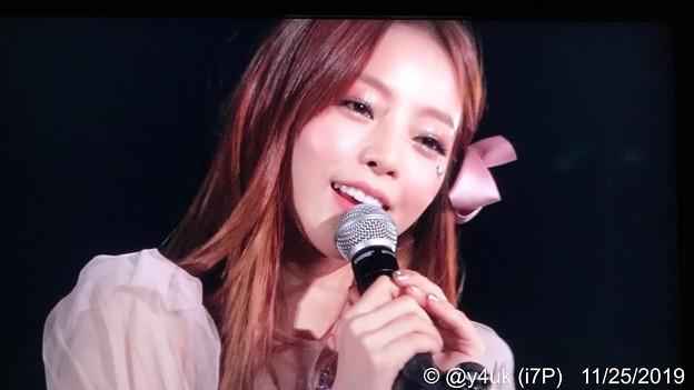 【追悼ハラ】KARASIA 2013 HAPPY NEW YEAR in TOKYO DOME~10m先で目があった!小さく細く美貌可愛くファンに感謝しながら歌ってくれた「家族葬に元メンバー全員参列」