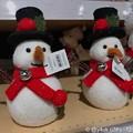 Photos: 12.6_17:48Xmas Ornament Snowman's雪だるまハット「寒いよな…お前鼻おれてるもんなオレ現役ビンビン興奮してるけど」そんな君らに興奮(露出-1/2:iPhone7Plus)