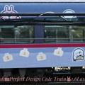 """Photos: 1.3Perfect Design Cute Train""""Kanahei""""1.6Last Run~カナヘイ特急電車を見るたびその可愛さ癒され心落ち着く過酷生活で一瞬の生きがい(シャッター優先TZ85)"""