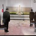 Photos: 3.11_14:46黙祷あれから9年「東日本大震災9年首相官邸で献花式。新型コロナで」小さくしょぼくてもやった珍しく良い事「特設サイトあの日から9年」「YOSHIKI1000万円寄付コロナ禍にも支援」