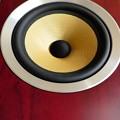 "Photos: 9.9 Birthday""B&W CM5S2 Rose nut"" great beautiful perfect sounds speaker ""5th Anniversary""~祝購入5年愛用最高♪"