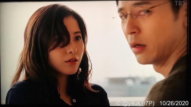 10.25#危険なビーナス第3話妻夫木聡「僕がどんなに心配していたのか分かってるのか?君は明人の嫁だけど、僕にとっても大切な人なんだよ。君を本気で心配してる人がいるってことをちゃんと忘れないでくれ」!