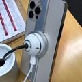 """Photos: 11.13旅その4.Max&mini残2機種13日の金曜日発売""""展示#iPhone12Proゴールド裏""""11より品があり良い「高くてもProがお買い得と思う理由望遠カメラにとどまらず」Appleらしさ"""