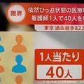 Photos: 12.17Nスタ:東京過去最多822人【限界】依然ひっ迫状態の医療現場。看護師1人で40人を看病/News23【動画】第3波の新型コロナ専用病棟「声をかけ続ける」2年目の看護師たち☆命がけ医療現場尊敬