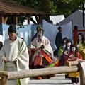 写真: 葵祭 斎王代