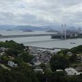 Photos: 瀬戸大橋~讃岐富士