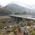 上岡沈下橋(四万十川)