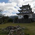 現存12天守の一つ宇和島城