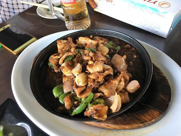 雲南料理と大雨と青空 (6)