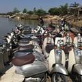 Photos: バイクとトラクター (1)