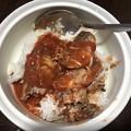 Photos: 炒飯とトマトイワシご飯 (3)