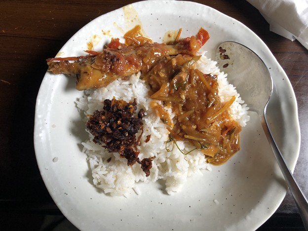 ミャンマー料理&自炊 (1)