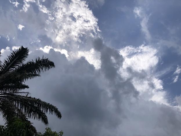 Photos: ヤンゴンの空
