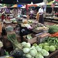 Photos: ヤンゴンのローカル市場 (2)