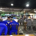 ローカル店で朝ごはん (2)