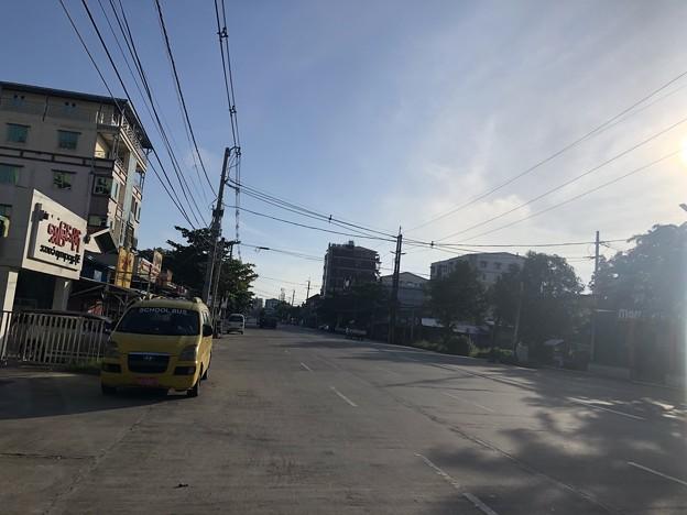コロナ禍のヤンゴンで (8)
