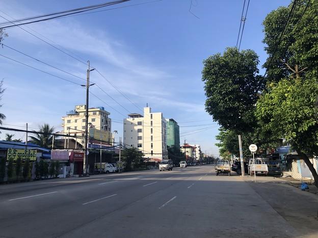 コロナ禍のヤンゴンで (9)