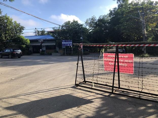 コロナ禍のヤンゴンで (11)