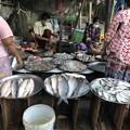 ヤンゴンのローカル市場 (9)
