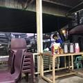 Photos: 市場の食堂で朝ごはん 12月20日 (3)