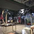 Photos: 市場の食堂で朝ごはん 12月20日 (2)