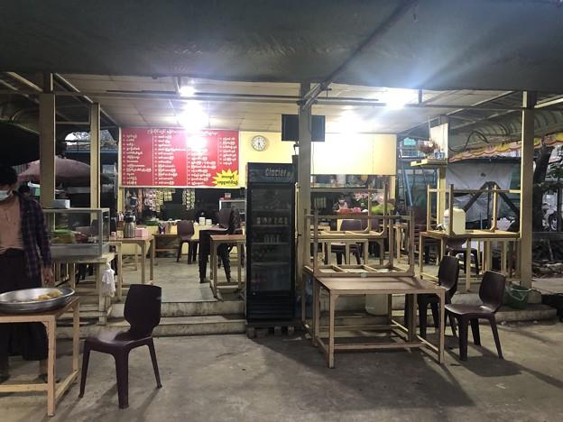 12月21日のヤンゴンでの朝ごはん (5)